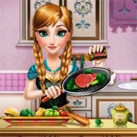 Игры барби готовить еду онлайн о