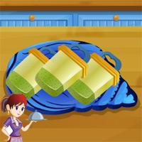 Кухня Сары: фруктовый лед