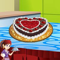 Кухня Сары: торт Черный лес