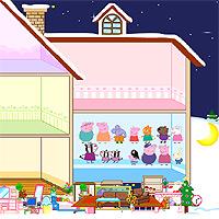 Игры девочек о свинка пеппа магазин