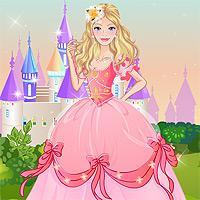 Игра барби шить платье