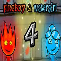 Игры девочек огонь и вода 3