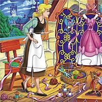 Игры пазлы винкс и принцессы