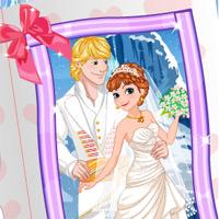 Игры свадьба анны и кристофа