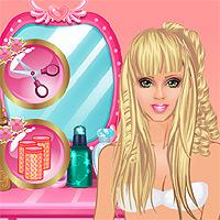Игры девочек парикмахерская салон красоты макияж
