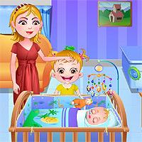Малышка Хейзел: День братьев и сестер
